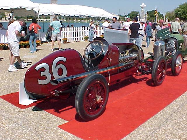 Lake Mirror Classic Auto Festival